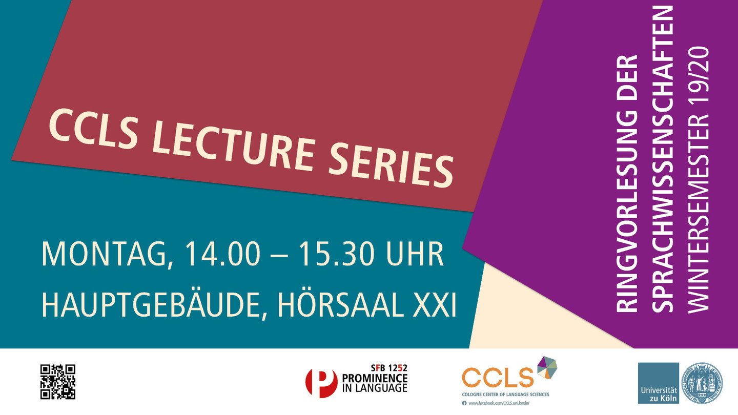 CCLS Lecture Series